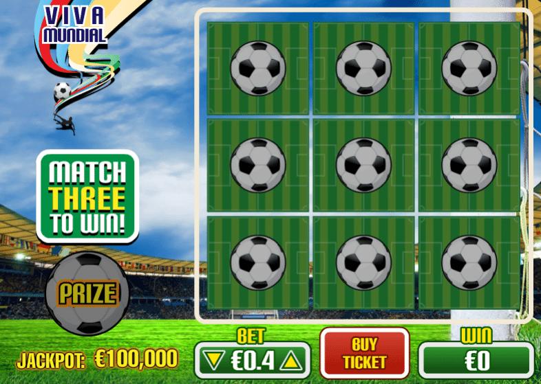 Viva Mundial slots Online