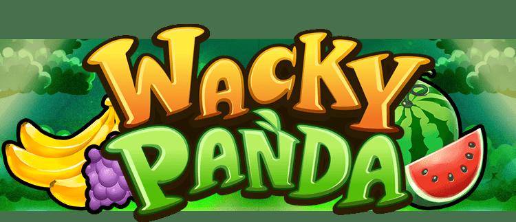 Wacky Panda slot Mega Reel