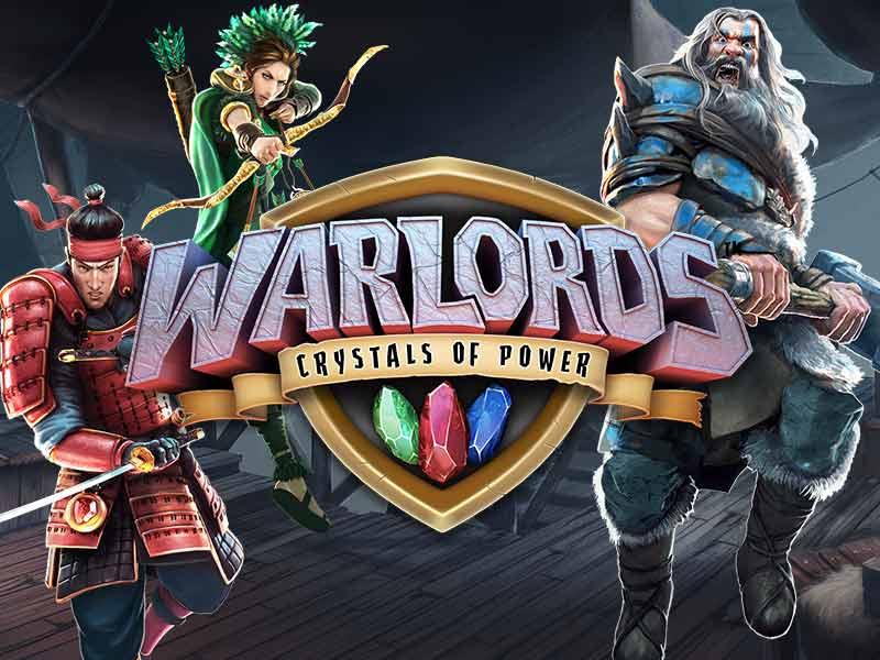 Warlords – Crystals of Power slots mega reel