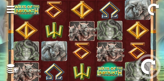 Ways of the Labyrinth Slot UK