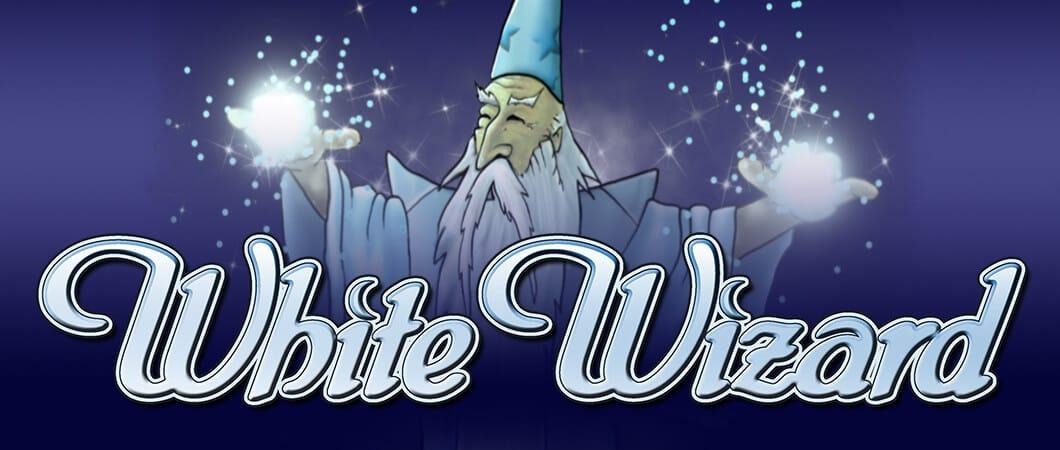 White Wizard Jackpot Mega Reel