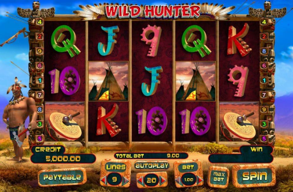 Wild Hunter slots