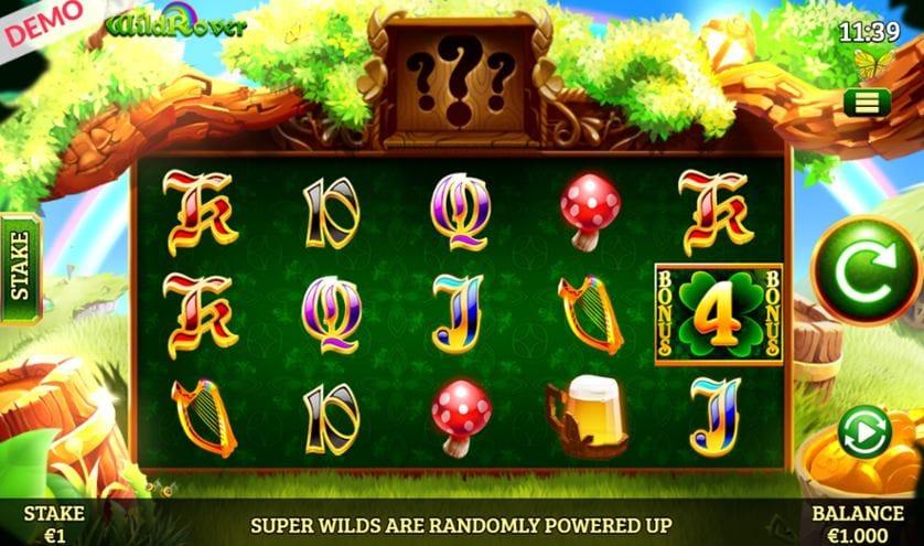 Wild Rover Slot Gameplay