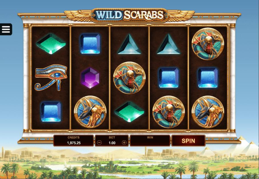 Wild Scarabs Slots