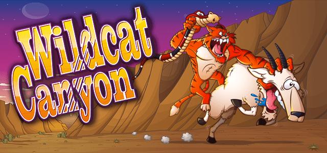 Wildcat Canyon Slots Mega Reel