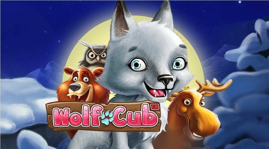 Wolf Cub slots Mega Reel