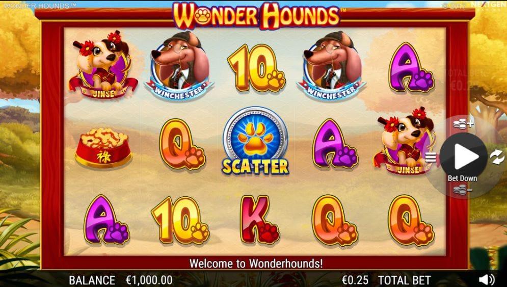 Wonder Hounds Slots