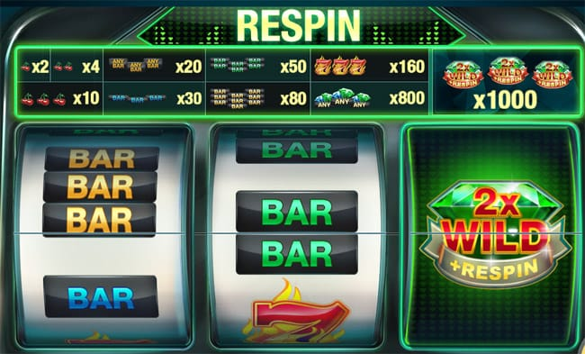 Emerald Diamond Slots Online
