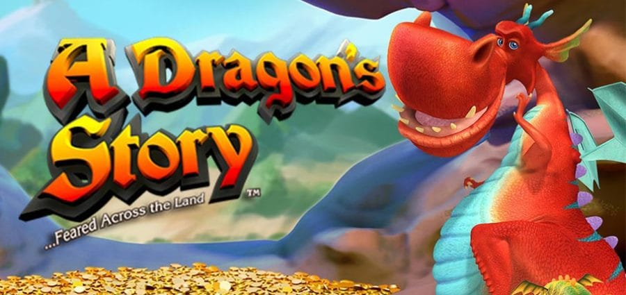 A Dragon's Story slots Mega Reel