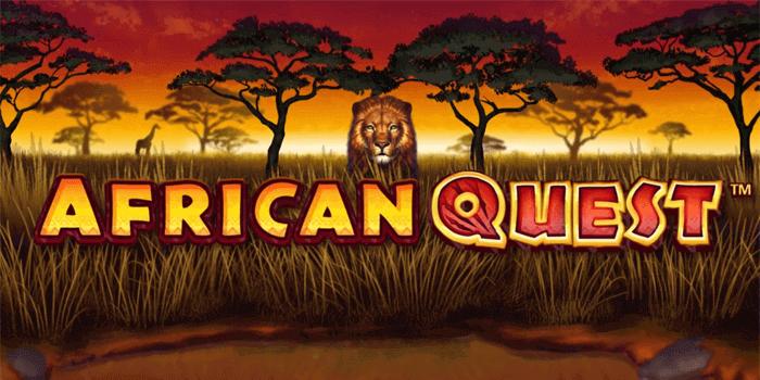 African Quest Slots Mega Reel