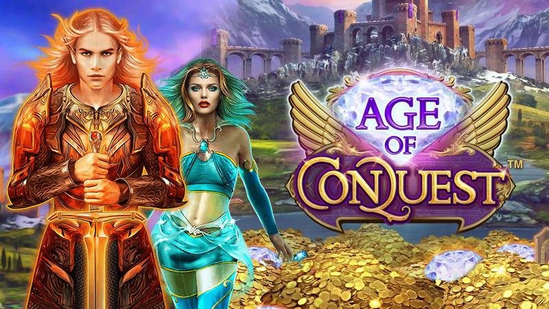 Age of Conquest Slots Mega Reel