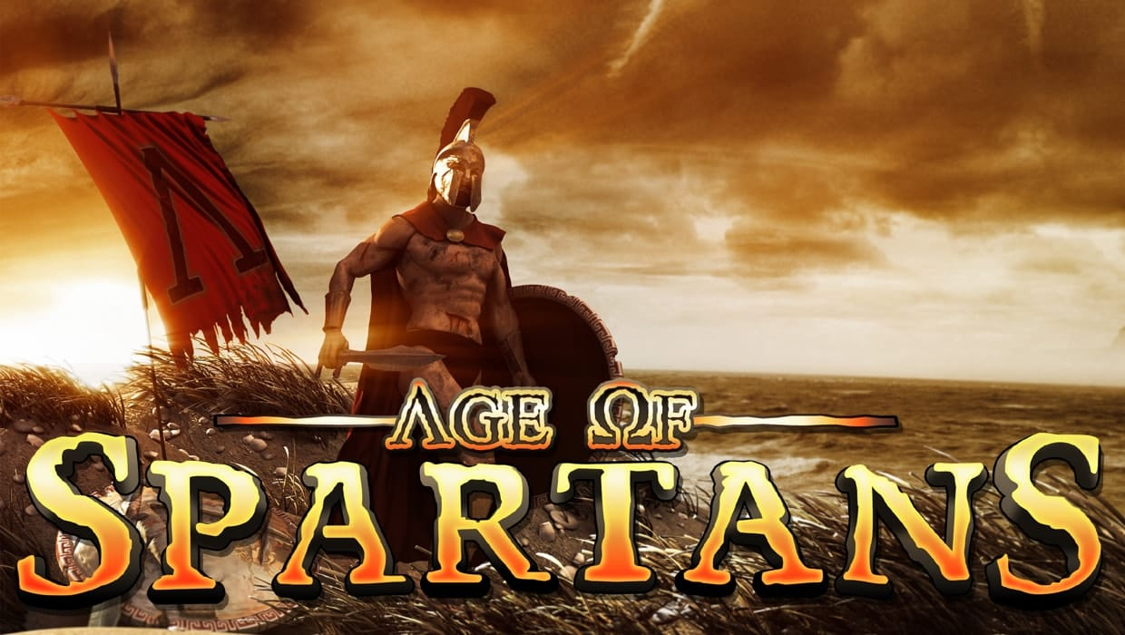 Age Of Spartans Logo