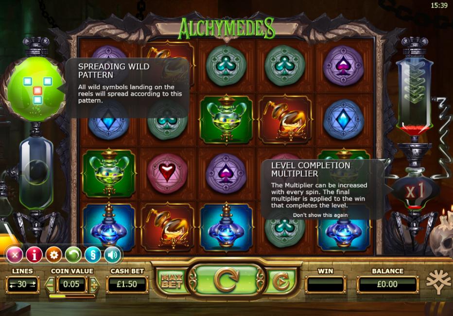 alchymedes Gameplay