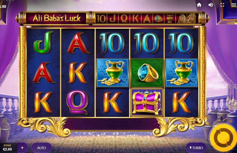 Ali Baba's Luck Slot Game