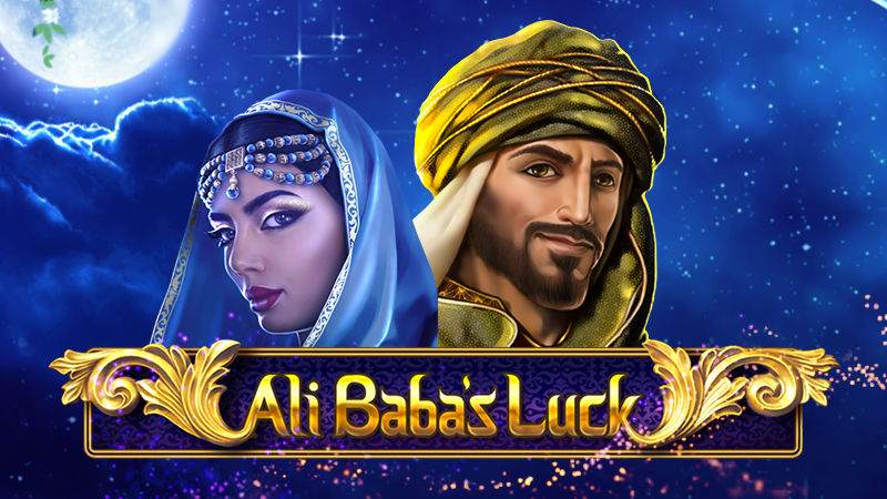 Ali Baba's Luck Slots Game