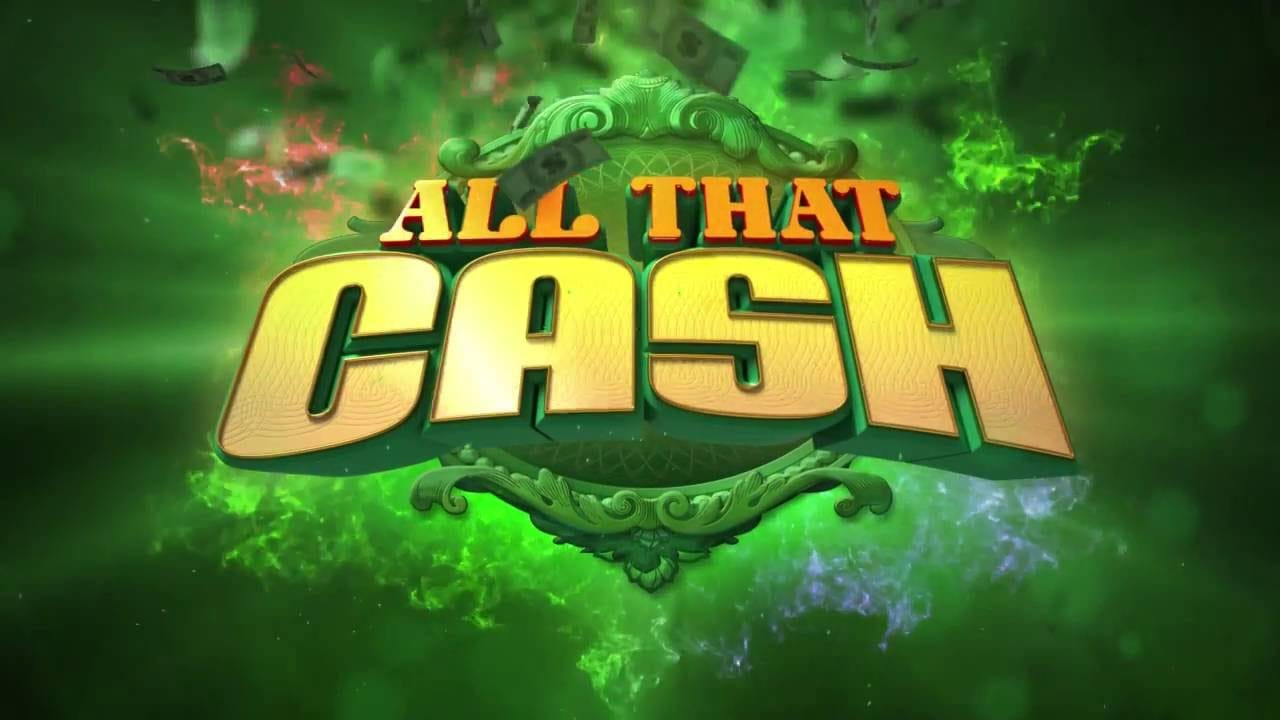 All That Cash logo slot