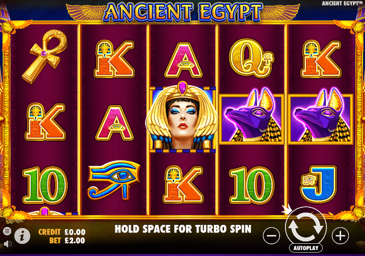 Ancient Egypt Gameplay