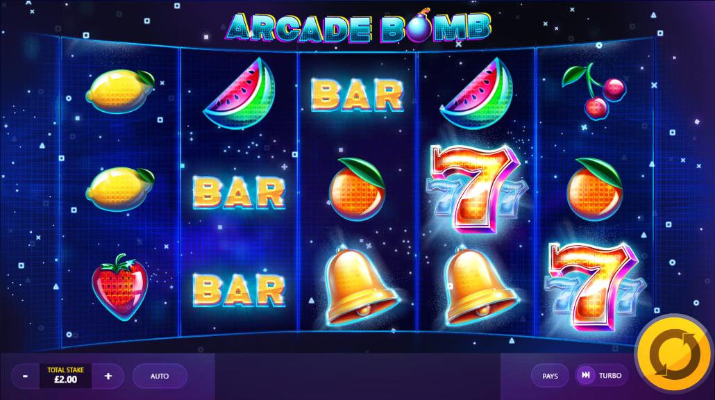 Arcade Bomb Gameplay