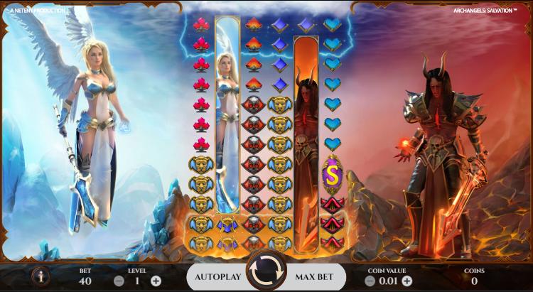 Archangels Gameplay