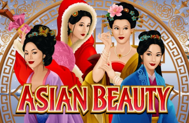 Asian Beauty slot game