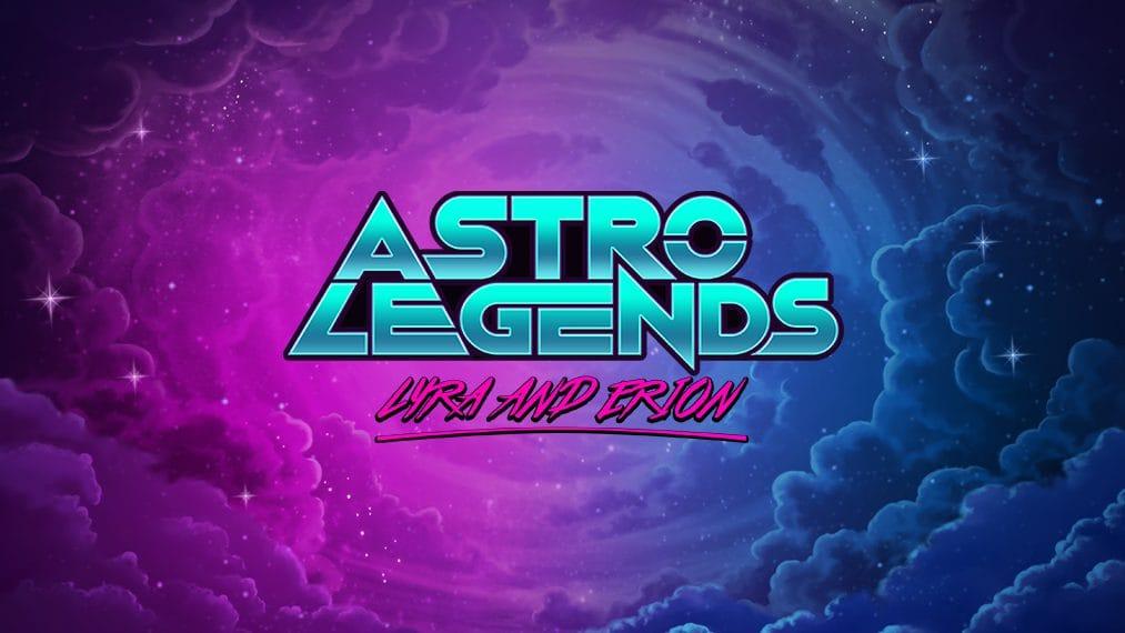 Astro Legends Logo