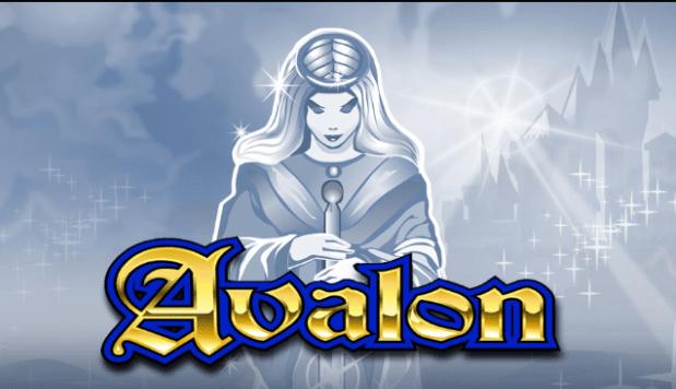 Avalon online slot game
