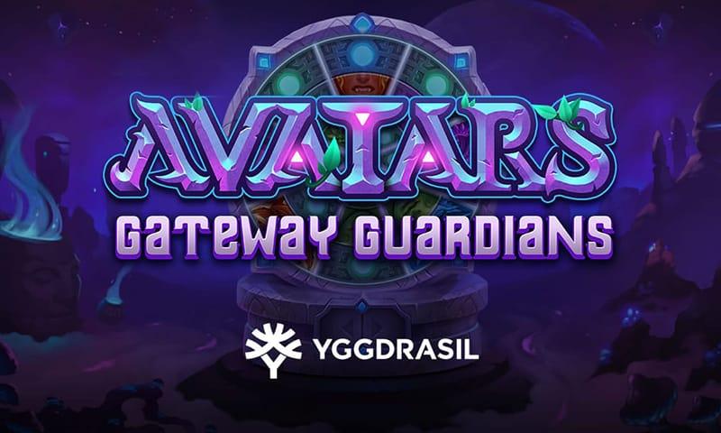 Avatars Gateway Guardians Slot Mega Reel