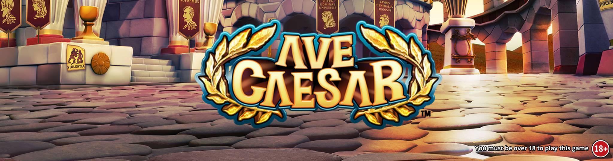Ave Caesar Logo