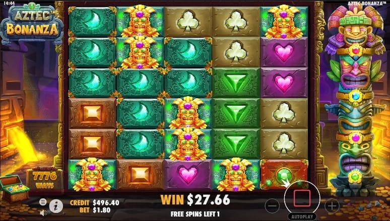 Aztec Bonanza Free Slots