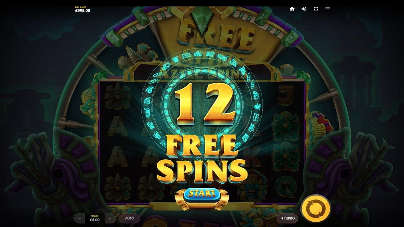 Aztec Spins Slots Online