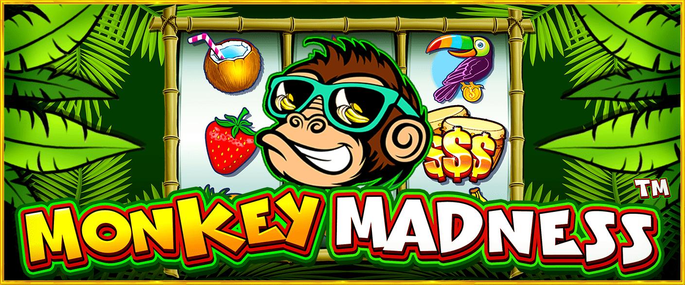 Monkey Madness Slots Mega Reel