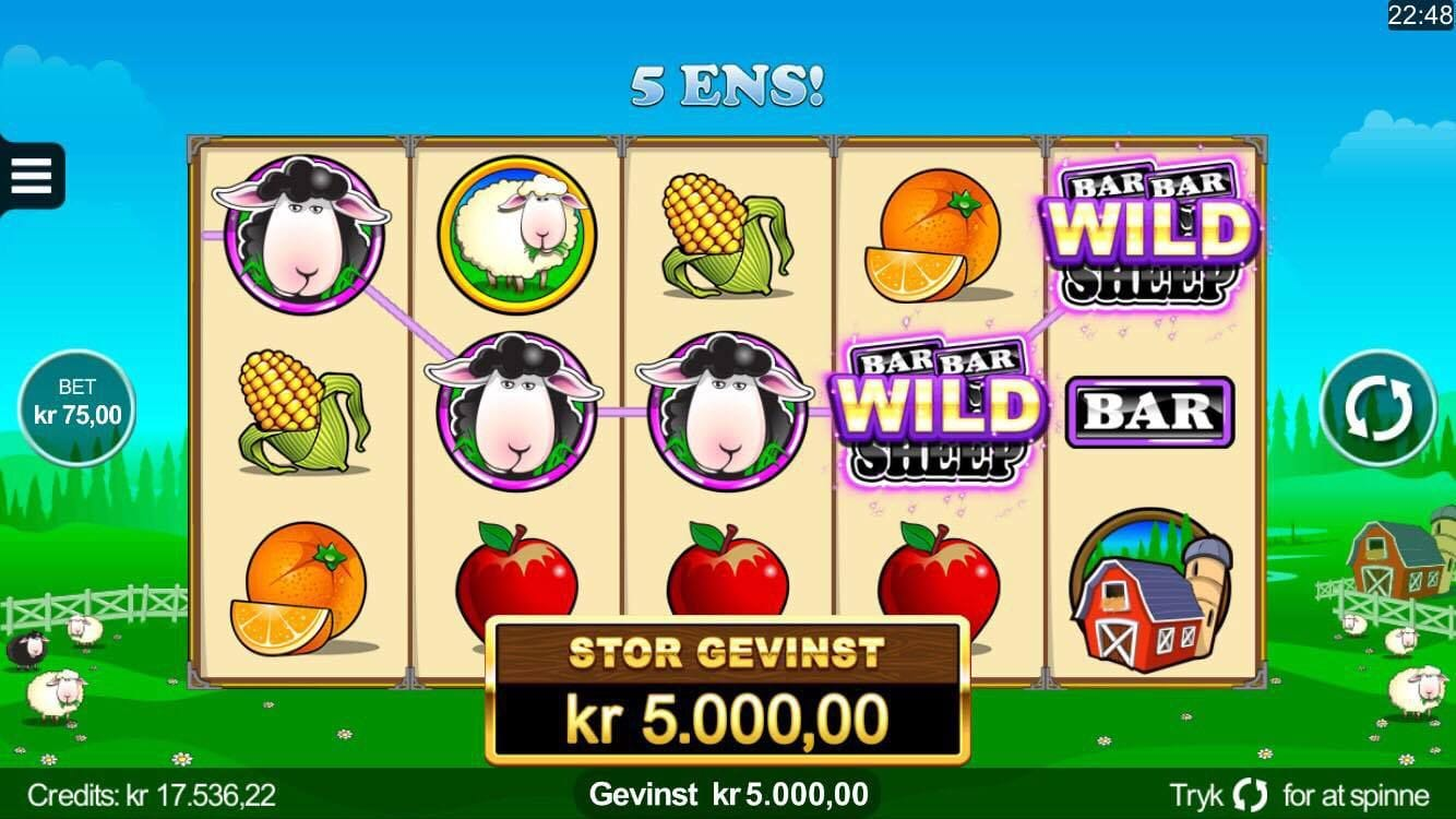 Bar Bar Black Sheep Slot Game