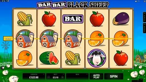 Bar Bar Black Sheep gameplay