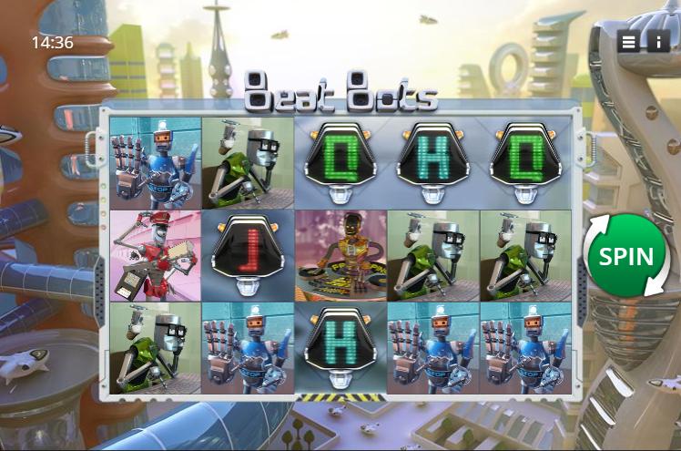 Beat Bots Gameplay