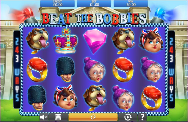Beat The Bobbies Gameplay