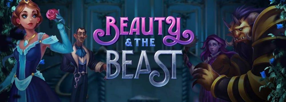 Beauty & The Beast Slots Mega Reel