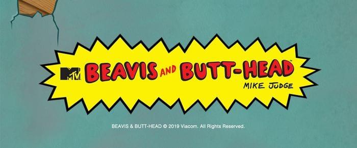 Beavis and Butthead Slots Mega Reel