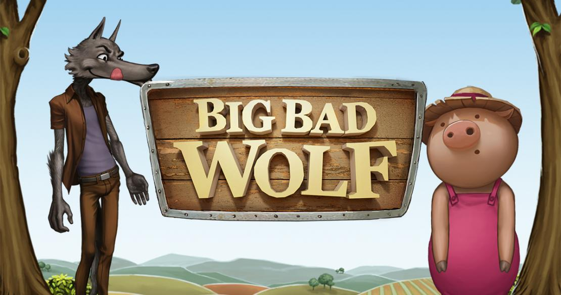 Big Bad Wolf Slot Logo