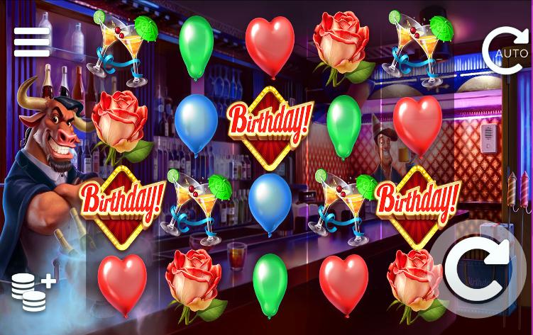 Birthday Gameplay