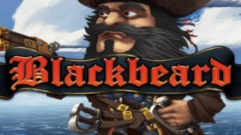 blackbeard slot logo