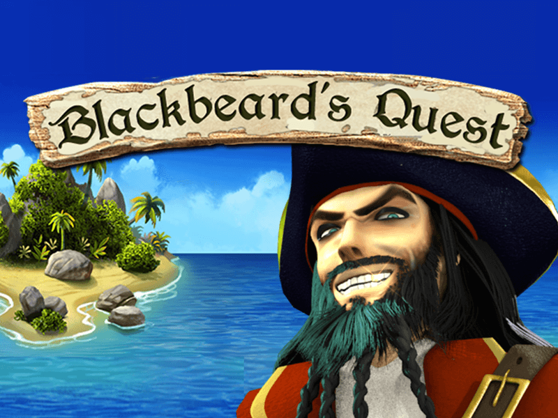 Blackbeards Quest Logo