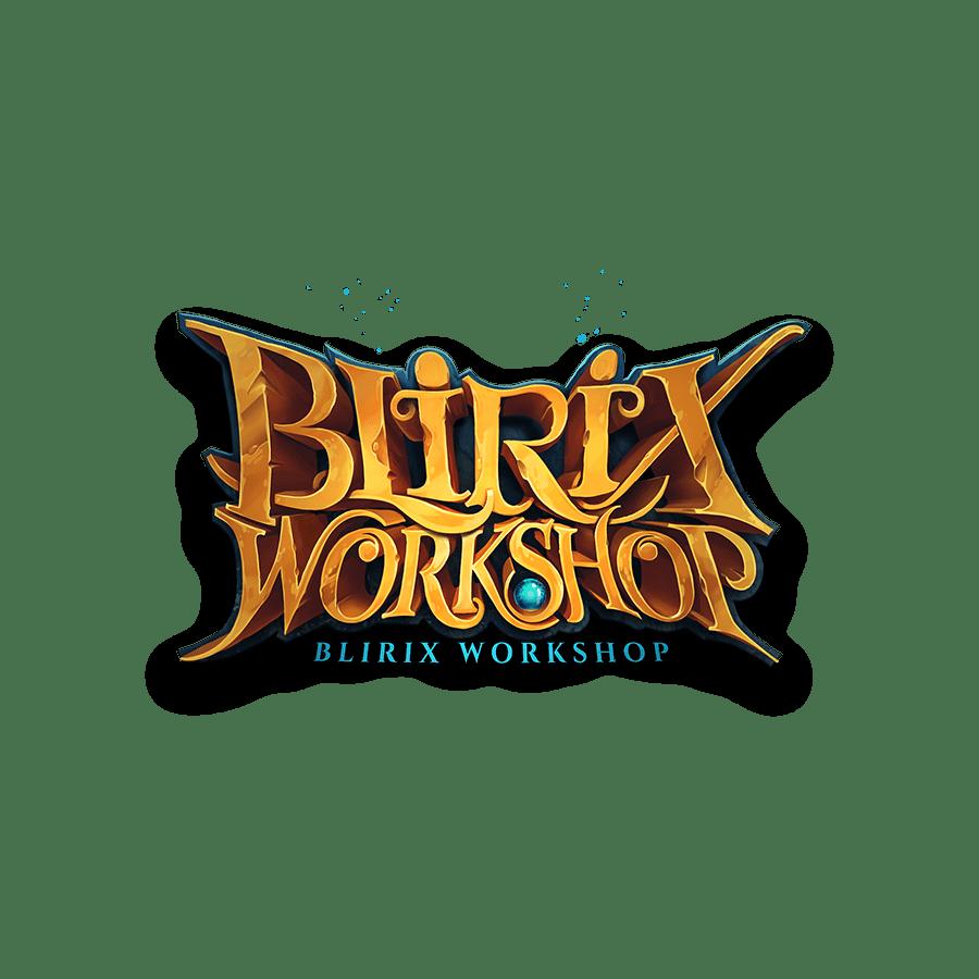 Blirix Workshop Slot Banner