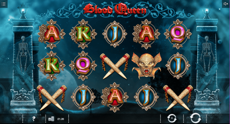 Blood Queen Gameplay