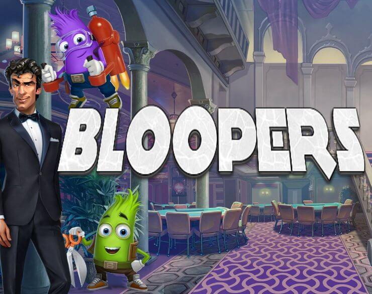 Bloopers Logo