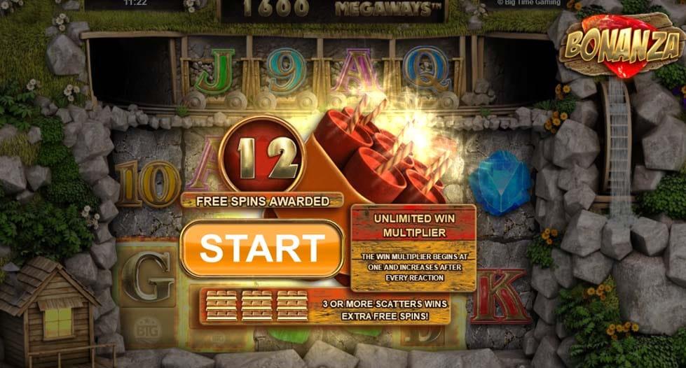 Bonanza Slots Online Game