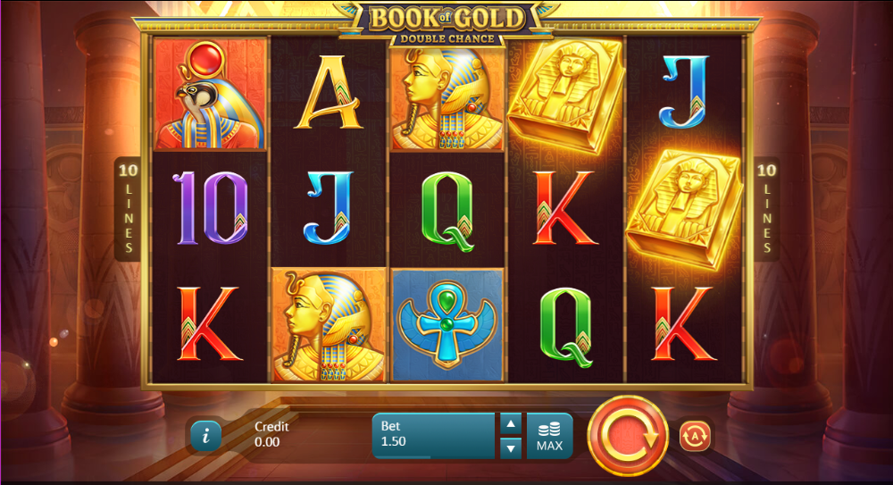 Book Of Gold Gameplay