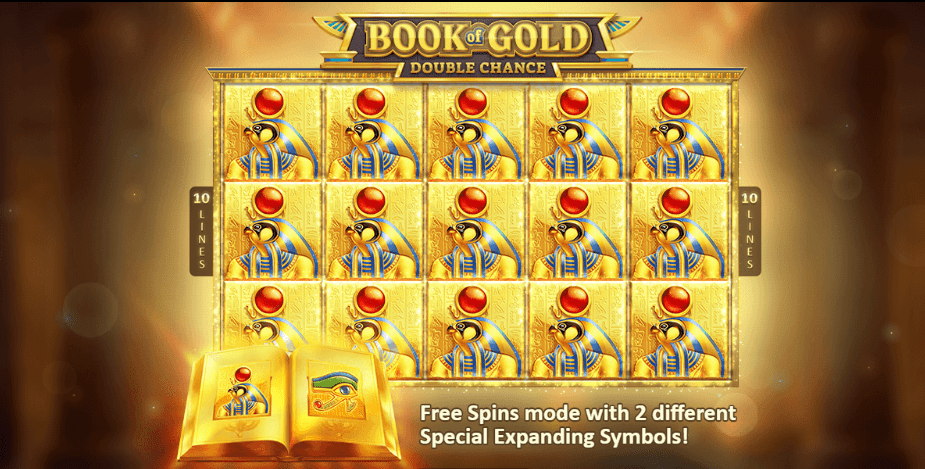 Book Of Gold Logo