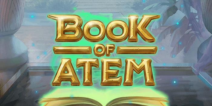 Book of Atem Slots Mega Reel