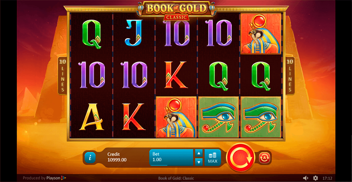 book of gold classic online gameplay