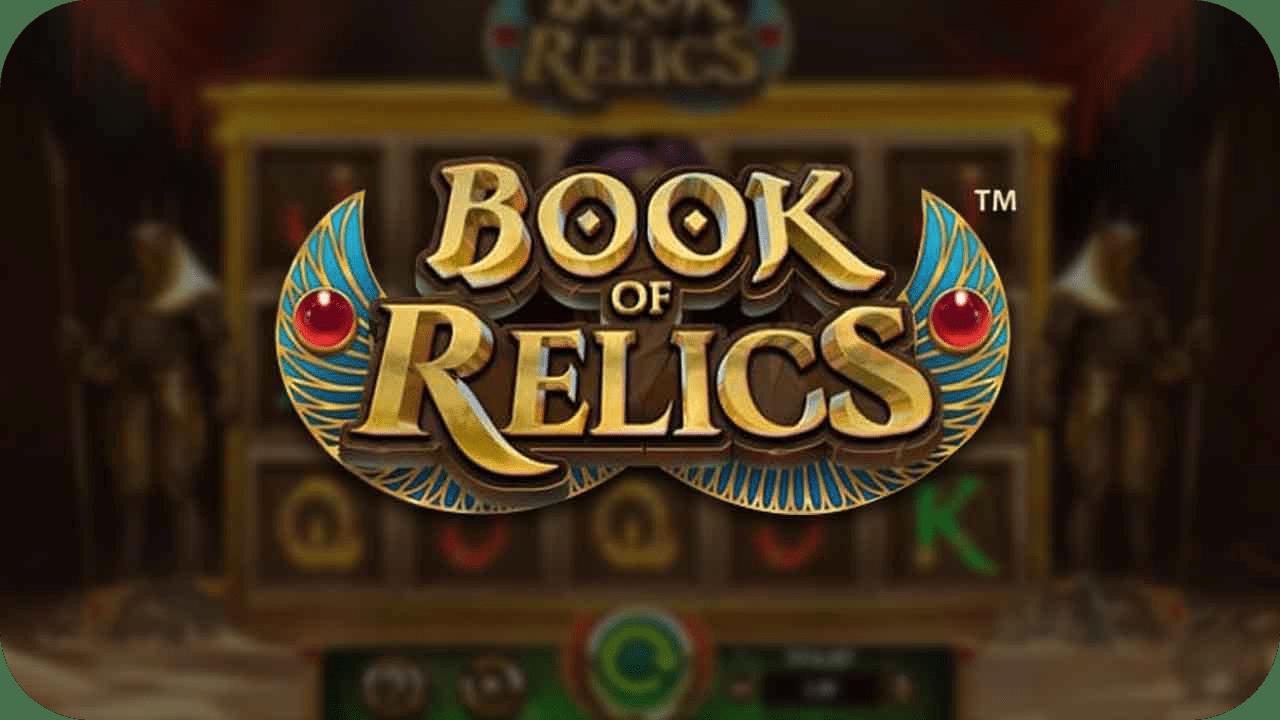 Book of Relics Slots Mega Reel